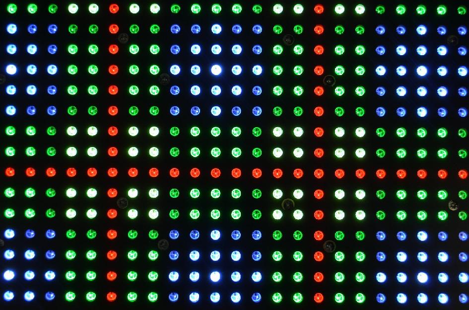 Tartan light tile LED